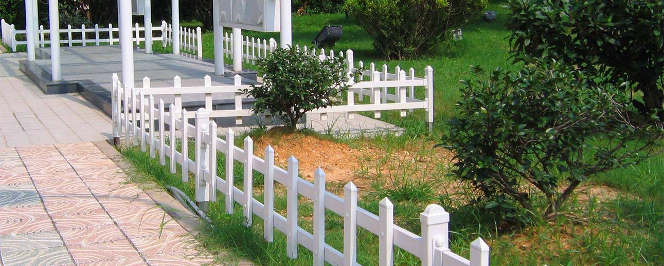常州城市道路草坪護欄案例