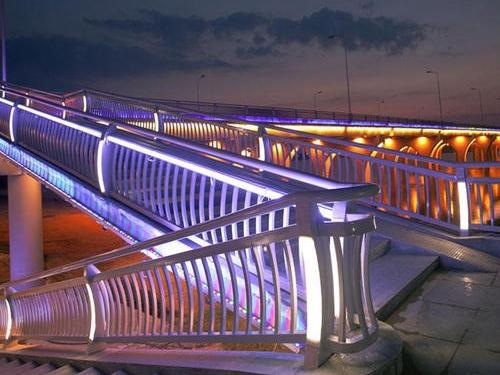 常州交通護欄,-燈光橋梁護欄